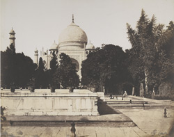 South Front [of the Taj Mahal, Agra]